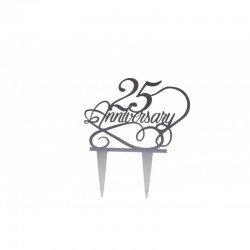Topper 25 Aniversario