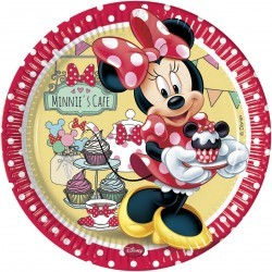 Platos Minnie Mouse 23 cm