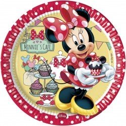 Platos Minnie Mouse 23 cm