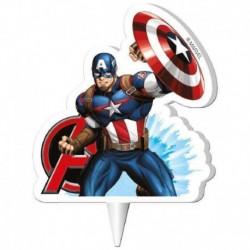 Vela Vengadores - Capitán...