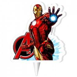Vela Vengadores - Iron Man