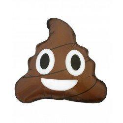 "Globo Emoji Caca 24"""