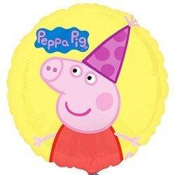 Globo Redondo Peppa Pig