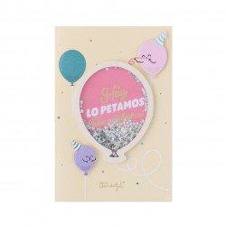 Postal de cumpleaños - Hoy...
