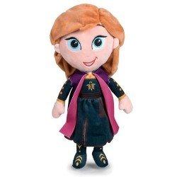 Peluche Anna Frozen 2 | 30 cm
