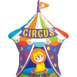 "Globo de Carpa de Circo 36"""