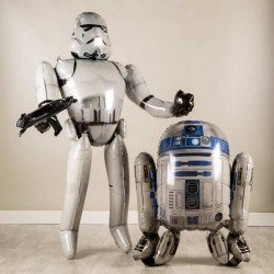 Airwalker - R2D2 (Star Wars)