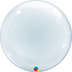Globo burbuja Transparente