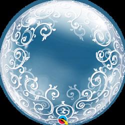 Globo burbuja filigrana