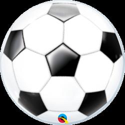 Globo burbuja fútbol