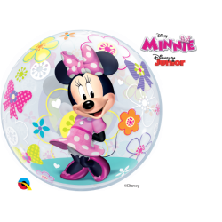 Globo Burbuja Minnie Mouse