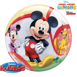 Globo Burbuja Mickey Mouse...