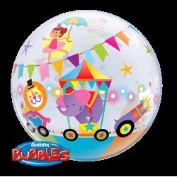 Globo bubble circo