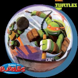 Globo Burbuja Tortugas Ninja