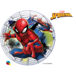 Globo Burbuja Spiderman