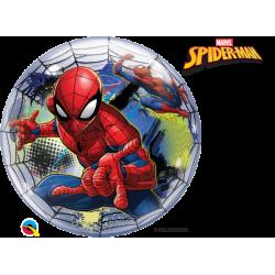 Globo Burbuja Spiderman
