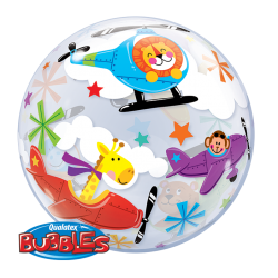 Globo bubble Animales en...