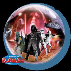 Globo Burbuja Star Wars...