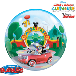 Globo bubble Mickey Mouse Park