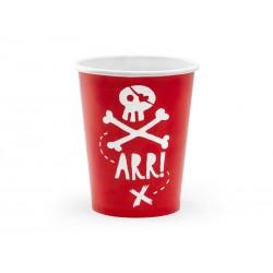 Fiesta Pirata - Vasos de Papel
