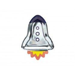 Fiesta espacial - Platos de...