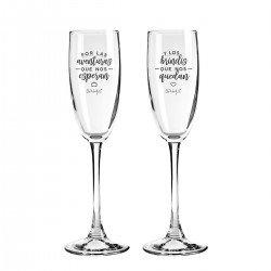 Dos copas para parejas que...