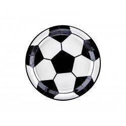 Fiesta fútbol - Platos de...