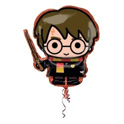 Globo Harry Potter Chibi