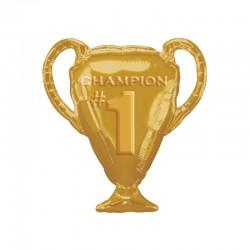 Globo Copa Champions Dorada