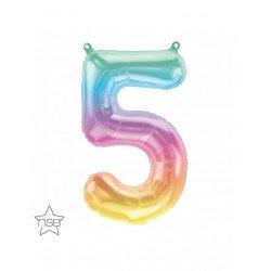 Número 5 Jelli