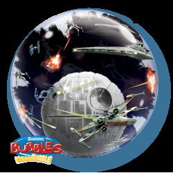Glob Burbuja Doble -...