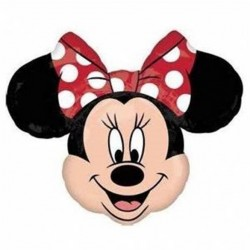 Globo Foil Cabeza Minnie 28...