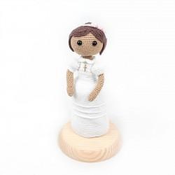 Muñeca Amigurumi de...