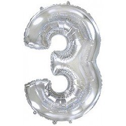 """Número 3 de 40"""""""