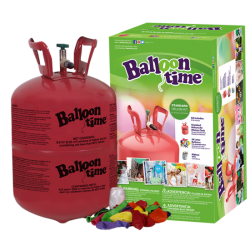 Pack Helio Balloon Time