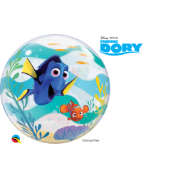 Globo bubble Buscando a Dory